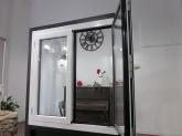 Ventanas,  Diseño, fabricación, instalación y mantenimiento de ventanas de diversos materiales en Vitoria Gasteiz