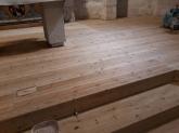 Barnizado madera