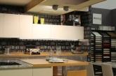 Tiendas de electrodomesticos, Fabricacion de mobiliario