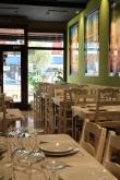 India jatetxea, Bombay restaurante