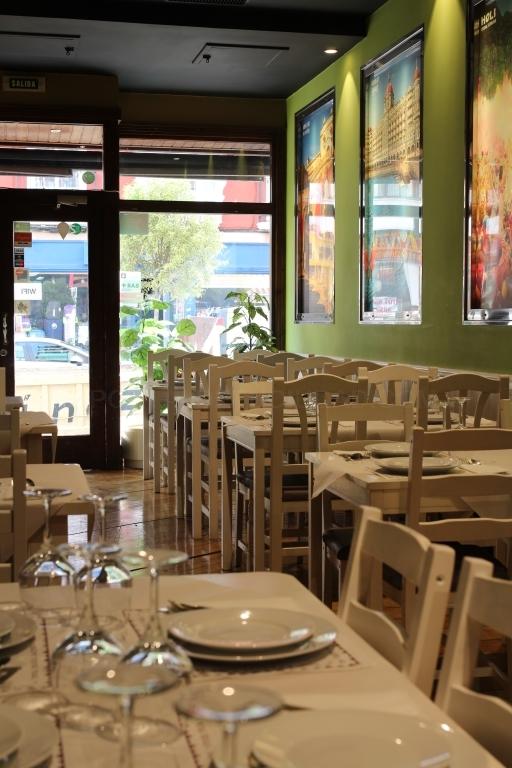 Bar Restaurante Bombay