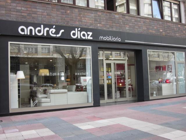 Muebles Decoración Andrés Díaz  en Vitoria-Gasteiz