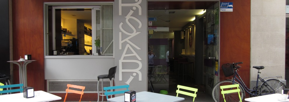 Ensaladas, hamburguesas  en Vitoria-Gasteiz