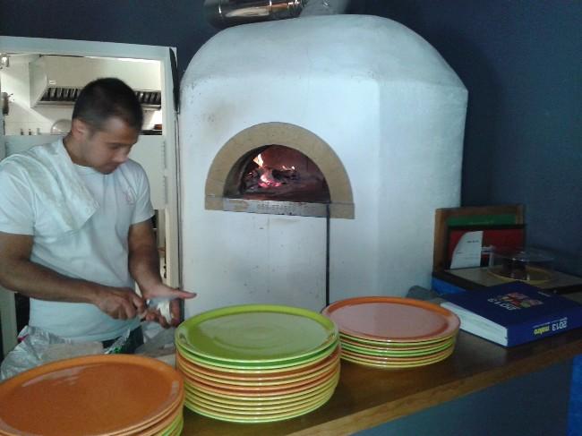 Trattoria, Pizzeria, Forno a legna