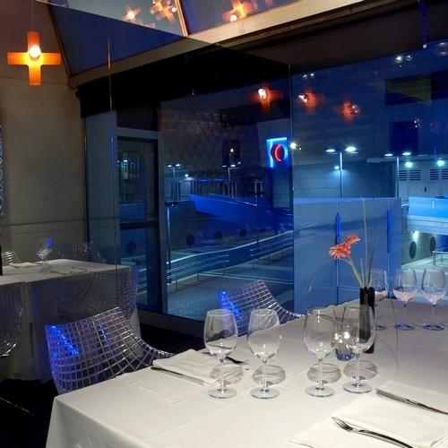 Cube, un concepto de restauración que une gastronomía y arte