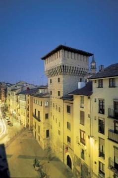 Museo de Ciencias Naturales en la Torre de Doña Otxanda en Vitoria-Gasteiz