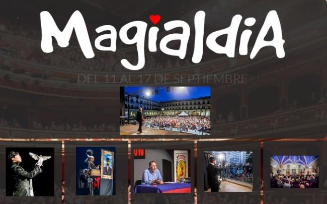 Vitoria-Gasteiz Capital Europea de la Magia