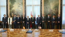 Ratificadas la Ley del Cupo y las modificaciones del Concierto Económico