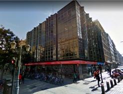 El edificio Kutxabank de la calle Dato se convertirá en residencial y comercial