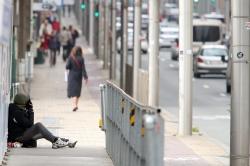 Disminuye el número de personas que pernoctan en la calle