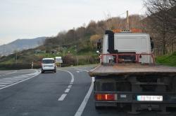 El servicio de grúas ligeras ha evitado unos 1.356 kilómetros de retenciones