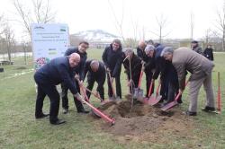 Celebración del Día Internacional de los Bosques junto con el 25 aniversario del Anillo Verde