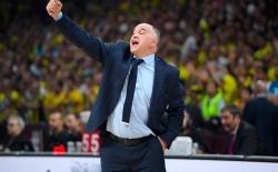 El gasteiztarra Pablo Laso nombrado Entrenador del año de la EuroLeague