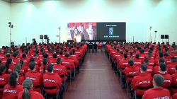 379 hombres y mujeres aspirantes a ertzainas inician en la Academia Vasca de Policía y Emergencias su curso de formación