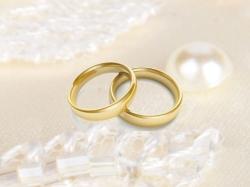 El número de matrimonios aumentó un 0,4% en 2017 respecto al año anterior