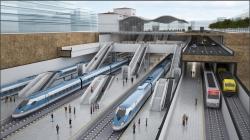 Nueva propuesta para el soterramiento de la alta velocidad en Vitoria-Gasteiz
