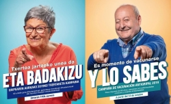 Ya se han vacunado 221.468 personas contra la gripe en Euskadi