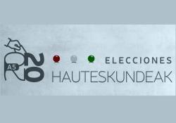 El 5 de Abril se abrirán en Euskadi 2.677 mesas electorales