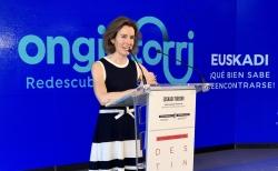 Euskadi, bisitatu behar, turismo-kanpainako goiburuetako bat