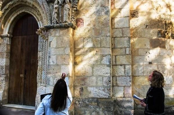 ESTAS FIESTAS SON UNA OCASIóN PARA CONOCER EL CENTRO DEL ROMáNICO DE ESTíBALIZ