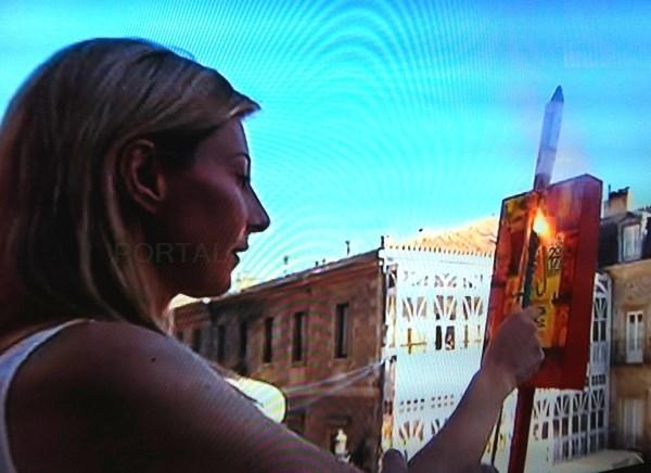Con la bajada de Celedón han comenzado las Fiestas de Vitoria-Gasteiz