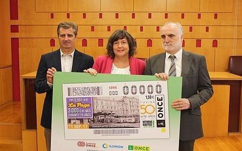 RAFAEL LEDESMA, ITZIAR GONZALO Y JUAN CARLOS ANDUEZA /ARGAZKIA: VITORIA-GASTEIZ.ORG