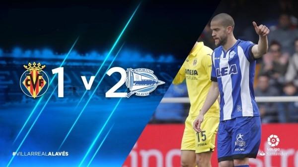 Nueva victoria del Glorioso, esta vez fuera de casa, ante un potente Villarreal