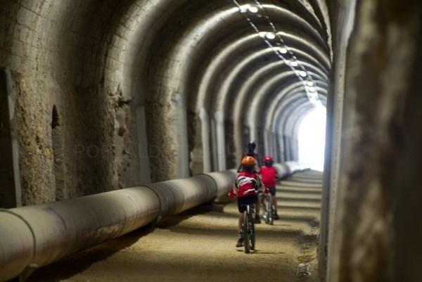 TUNEL DE CICUJANO /ARGAZKIA: ARABAPRESS