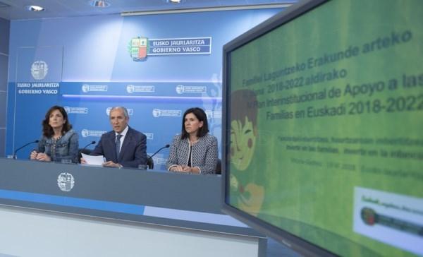 APROBADO EL IV PLAN INTERINSTITUCIONAL DE APOYO A LAS FAMILIAS