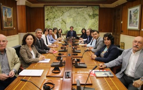 CONSTITUIDA LA NUEVA JUNTA DE GOBIERNO LOCAL DEL AYUNTAMIENTO DE VITORIA-GASTEIZ
