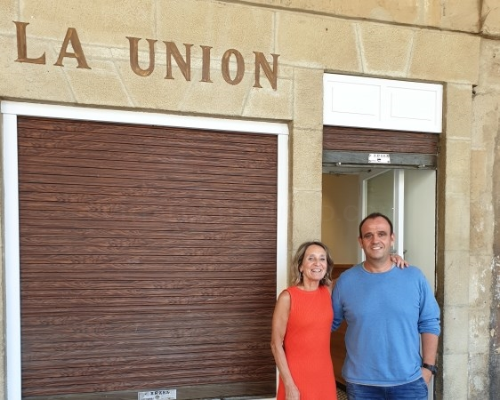 El centenario bar La Unión reabre sus puertas este viernes