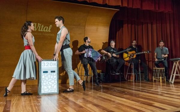 HARRIA inundará el corazón de Vitoria-Gasteiz de danza tradicional, música en directo y narración
