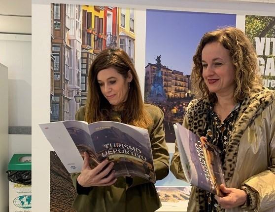 Vitoria-Gasteiz y Álava se promocionarán en Fitur como destino deportivo