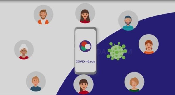 """El Gobierno Vasco pone en marcha """"COVID-19.EUS"""", una app para contribuir a contener el coronavirus"""