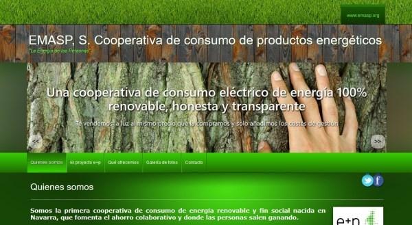 La cooperativa de consumidores de energía renovable EMASP ayuda a reducir los gastos en la factura de la luz