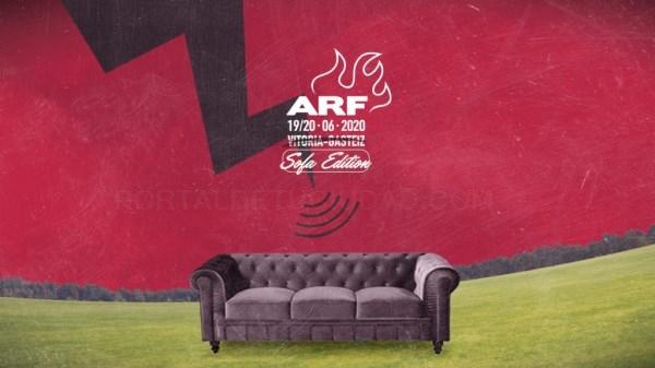Este año el Azkena Rock será online: Azkena Rock Festival Sofá Edition