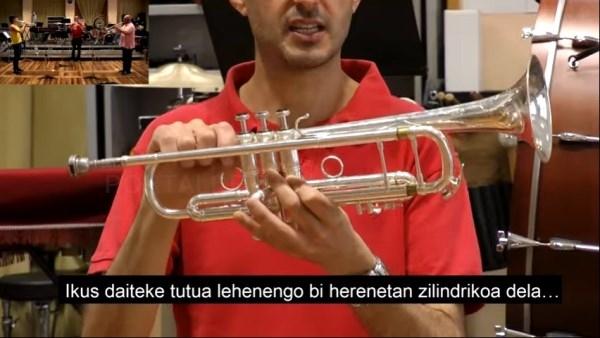 'Tu Banda, de cerca': 9 video-conciertos didácticos de la Banda Municipal en internet