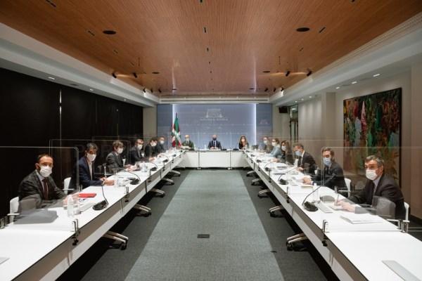 El Gobierno Vasco prorroga las medidas vigentes para hacer frente al COVID