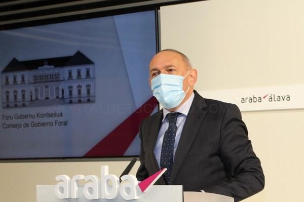 """""""Araba Helburu"""", el proceso participativo para trazar una Álava más competitiva y resiliente, está en marcha"""