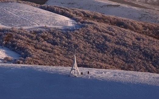 Diputación recomienda no acudir a las cimas montañeras los próximos días
