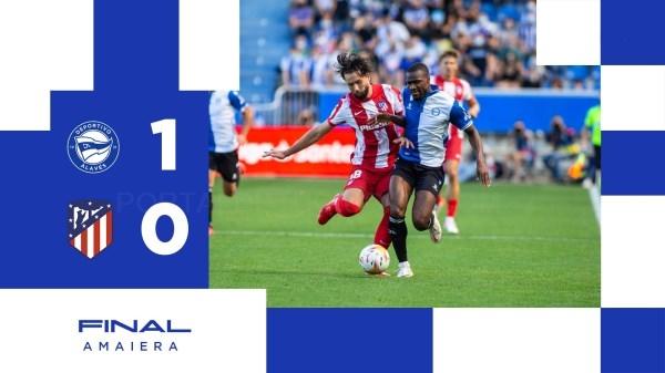El Gorioso suma sus tres primeros puntos ante el actual campeón de liga