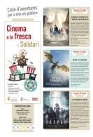 CINEMA A LA FRESCA I SOLIDARI