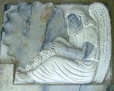 lapidas funerarias en manises, piezas de arte funerario en manises