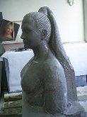 esculturas funerarias en manises,fotoporcelana en manises,