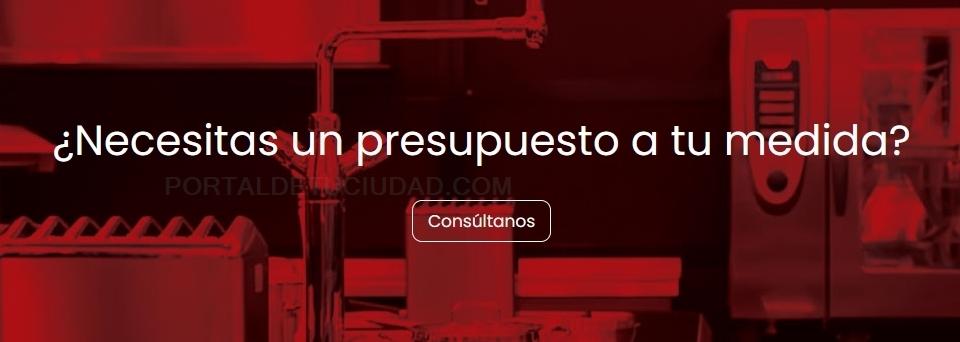 maquinaria de hostelería, mantenimiento de maquinas de hostelería