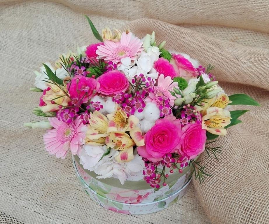 Floristerías, centros florales para bodas