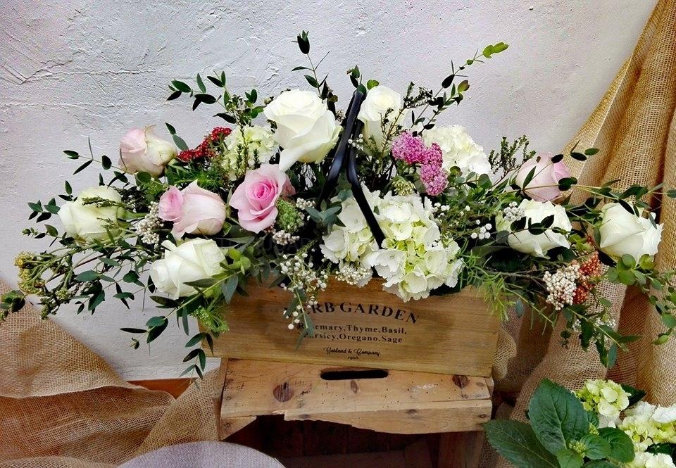 flores en Aldaia