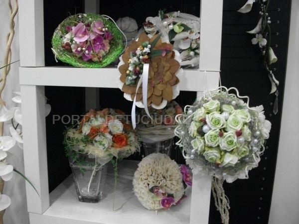 flores para bautizos en Aldaia