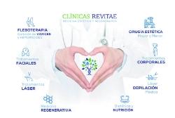 Clínicas Revitae, la excelencia como principio para la medicina estética