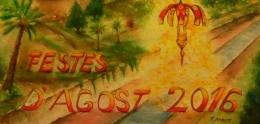 Programa de las Fiestas de Agosto 2016